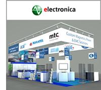 Visit Acal BFi at electronica 2016